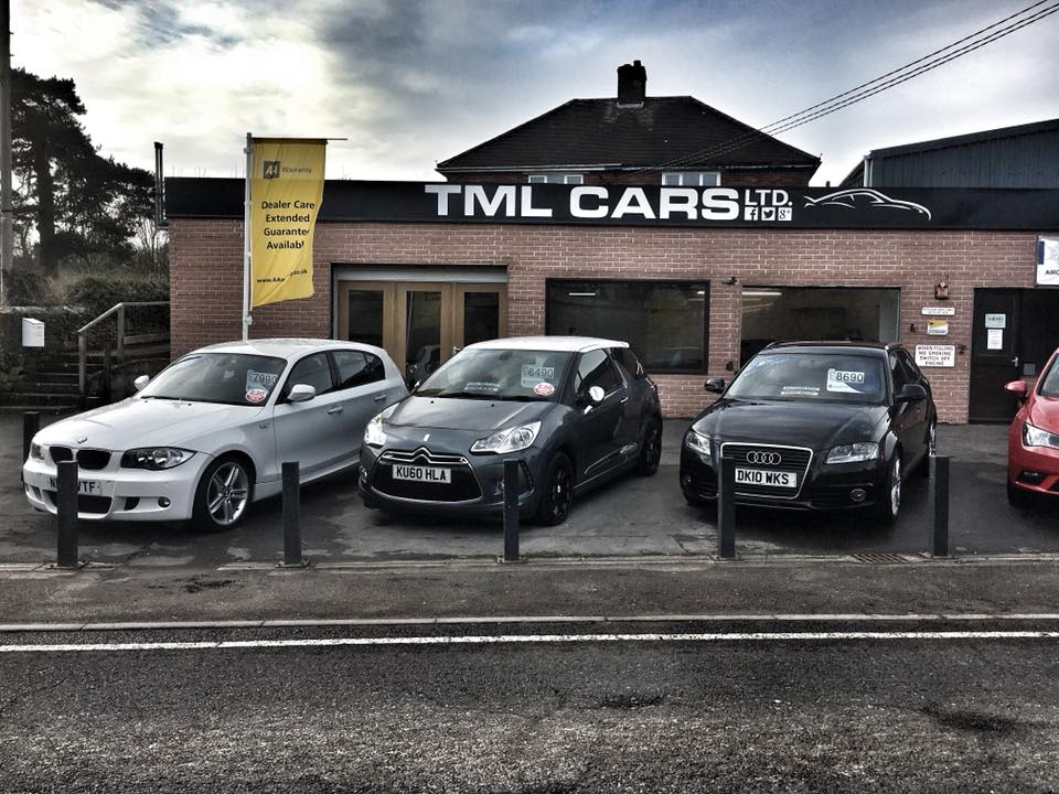 About Us | TML Cars Limited - Used cars for sale in Wincanton Somerset